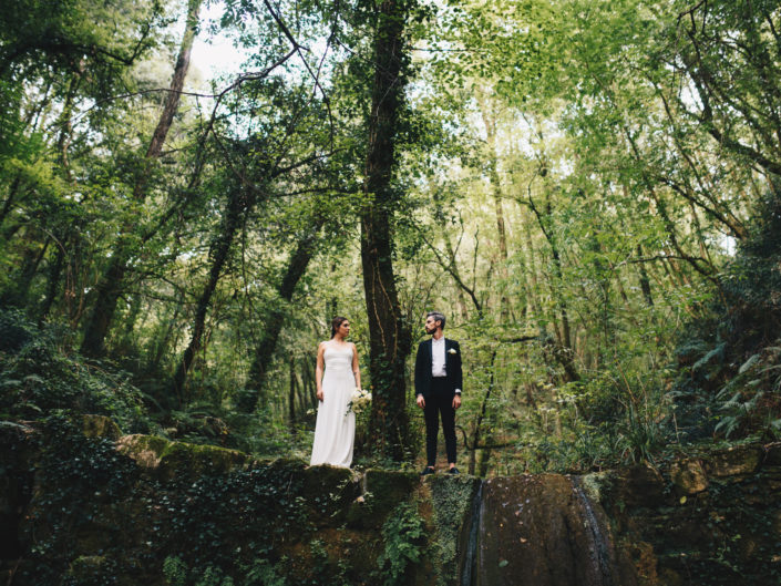 Un matrimonio anticonvenzionale