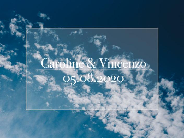05-08-2020 - Caroline & Vincenzo