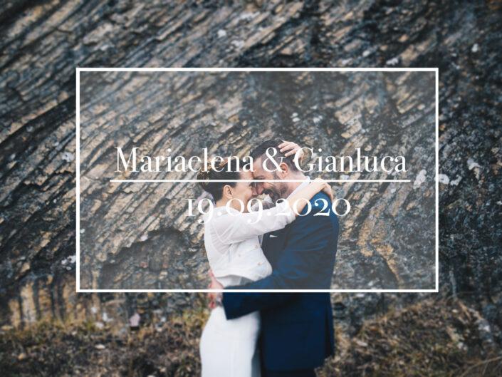 2020-09-19 - Mariaelena e Gianluca