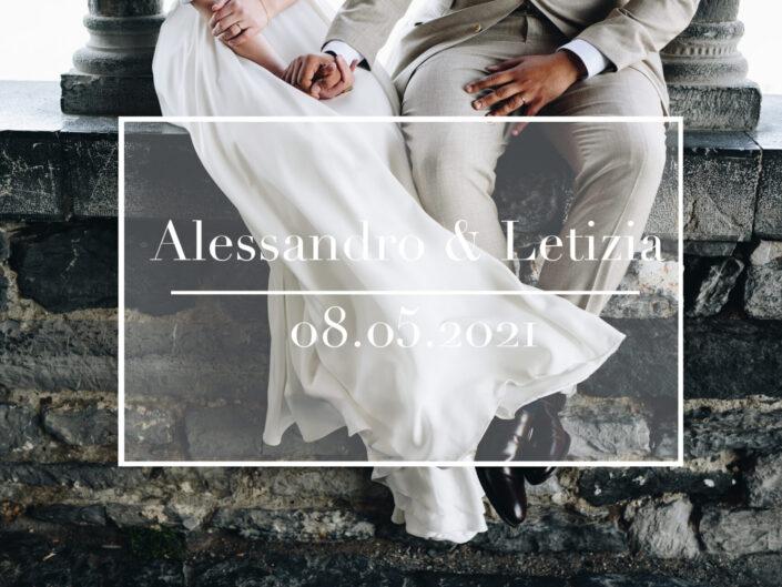 Alessandro e Letizia - 08.05.2021 - Portovenere