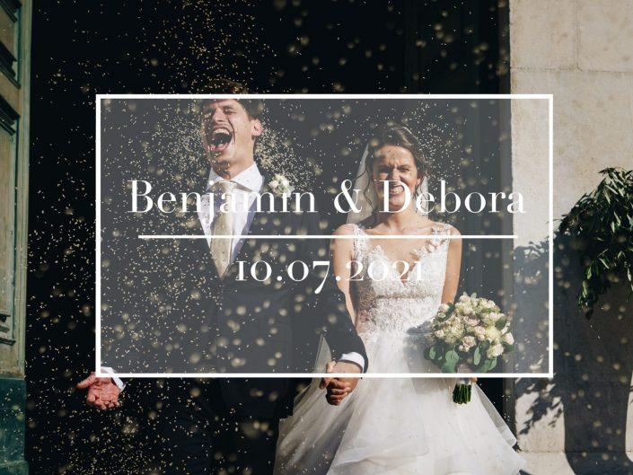 Benjamin & Debora  10.07.2021