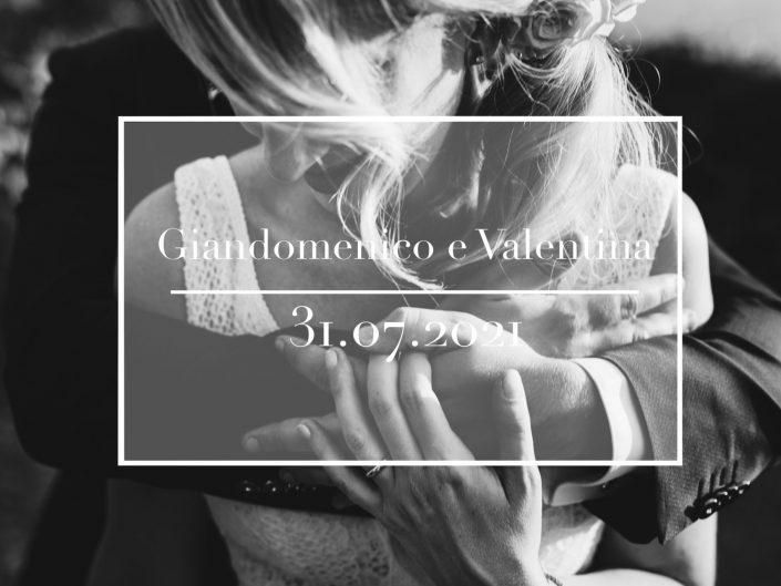 Giandomenico e Valentina - 31.07.2021