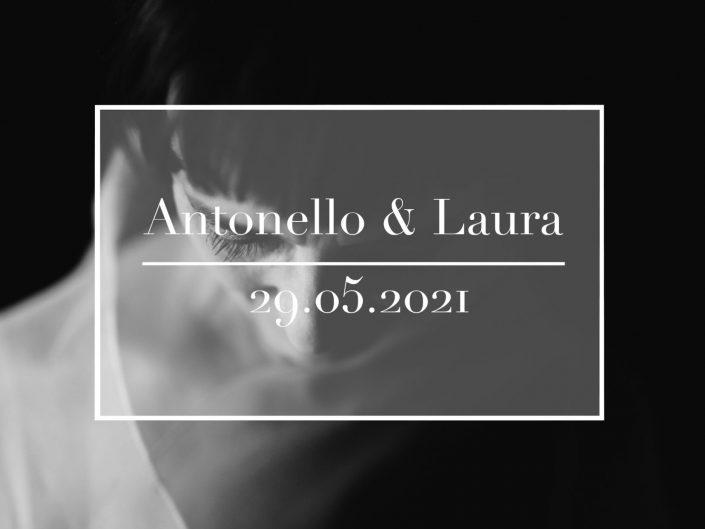 Antonello e Laura - 29.05.2021 - Villa La Contessa