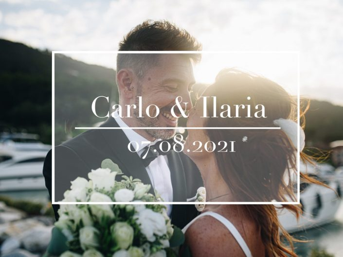 Carlo e Ilaria - 07-08-2021
