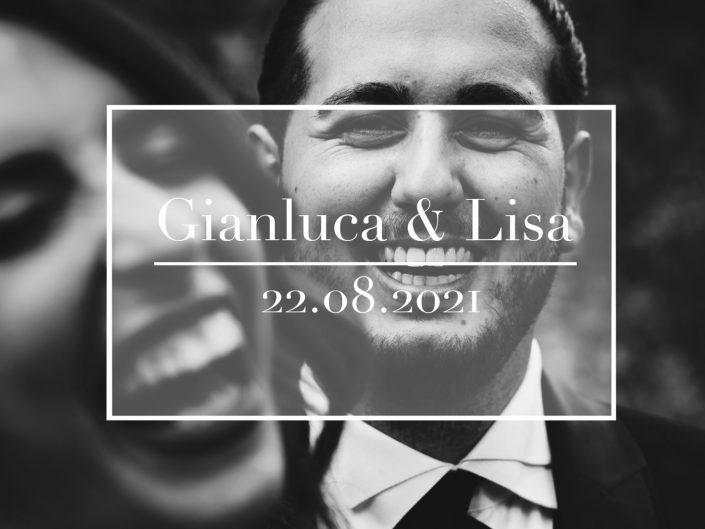Gianluca e Lisa - 22.08.2021 - Villa la Contessa