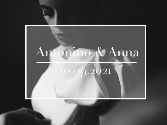 Antonino e Anna - 10.09.2021