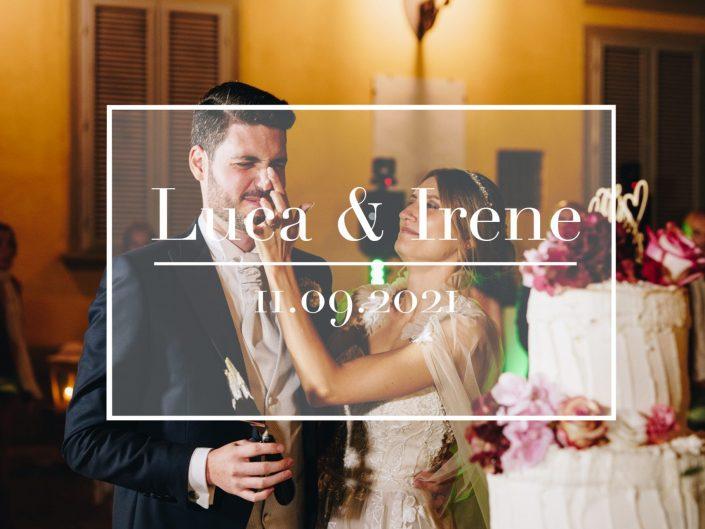 Luca e Irene - 11.09.2021
