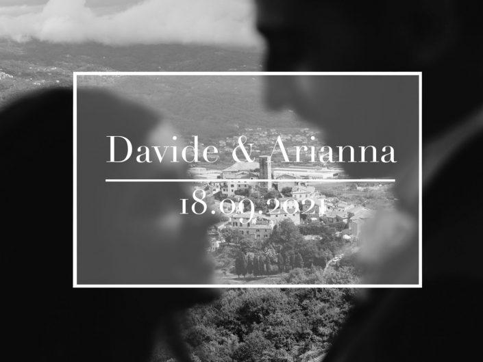 Davide e Arianna  - 18.09.2021